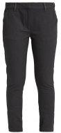 CARINE - Pantaloni - dark melange