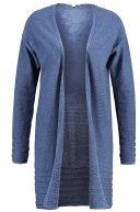 OTTOMAN - Cardigan - grey blue