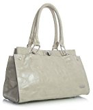 Big Handbag Shop lo donna spalla borsa in ecopelle