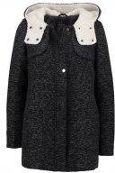 Cappotto classico - black/dark grey