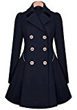 SODACODA Women`s Hourglass Trench Coat (S-XXL)