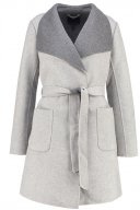 JOWOO - Cappotto classico - light grey