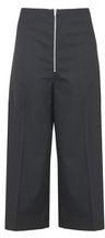 Pantaloni cropped e culottes