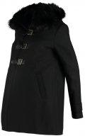 PAUL - Cappotto corto - black