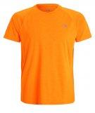 AMBITION  - T-shirt sportiva - exuberance orange heather