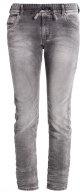 KRAILEY-NE JOGGJEANS - Jeans slim fit - grey denim