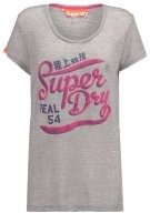 BRUSH IT REAL GOOD - T-shirt con stampa - grey
