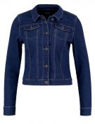 ONLDARCY - Giacca di jeans - dark blue denim