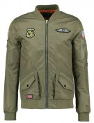 Giubbotto Bomber - dusty green
