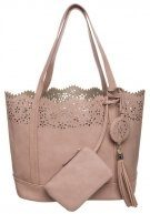 Shopping bag - rose
