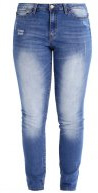 JRFIVE  - Jeans slim fit - medium blue denim