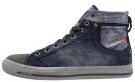 EXPOSURE I - Sneakers alte - indigo/black