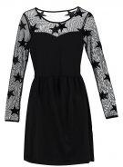 ONLNIELLA - Vestito di maglina - black