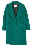 GALLEGO - Cappotto classico - green