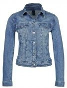 Giacca di jeans - light-blue denim