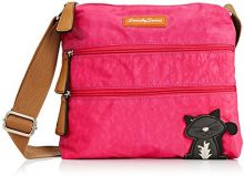 SwankySwans - Riley Cat Designer, Borsa a tracolla Donna