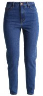 Jeans baggy - dark blue denim