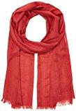 Bonita Schal, Uni, Sciarpa Donna, Rosso (red), Taglia unica
