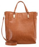 Shopping bag - cognac