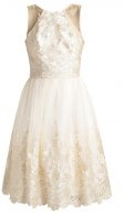 Chi Chi London LIZETH Vestito elegante cream
