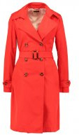 Benetton Trench red