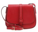 SADDLE XBODY - Borsa a tracolla - russian red