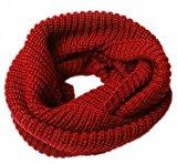 Ducomi® Sciarpa Gilt Infinity a Tubo in Morbido Misto Lana - Ottimo Regalo
