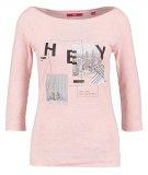 Maglietta a manica lunga - mellow rose