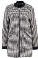 Cappotto corto - black/white