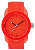 DOUBLE DOWN SERIES - Orologio - rot