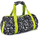 Zumba Fitness City Swag Duffle Bag, Back To Black, One Size