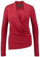 LAETICIA - Maglietta a manica lunga - wax red