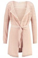 BABRA  - Cardigan - rose dust melange