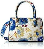 Guess FF649276 Mini Bag Donna Ecopelle BLUE FLOREAL