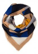 GASTON - Foulard - mazarina blue