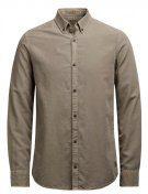 Camicia - lead gray