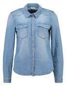 NMCATHY - Camicetta - light blue denim