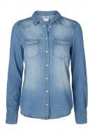 Camicia - light blue denim