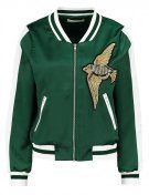BASEBALL  - Giubbotto Bomber - green