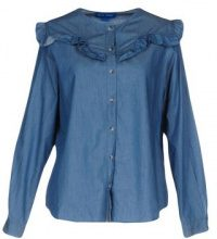MIH JEANS  - JEANS - Camicie jeans - su YOOX.com
