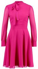 Carolina Cavour Vestito estivo lipstick pink