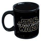 Joy Toy Kylo Ren Tazza E Star Wars Vii Logo In Confezione Regalo, Ceramica, Multicolore, 9X12X10 Cm