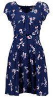 BUTTERFLY FLORAL  - Vestito di maglia - navy