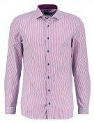 SLIM FIT  - Camicia elegante - bordeaux