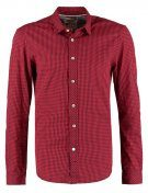 Camicia - dry flower red