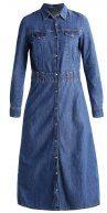 DUSTER SHIRT - Vestito di jeans - indigo fairytale
