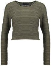 MOLLIE - Maglietta a manica lunga - ivy green
