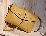 Aivtalk donna borsa a tracolla Crossbody Bag Busta Piccola clutch-brown