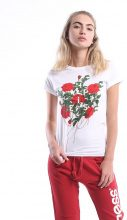 T-shirt Donna Splendida - Rose