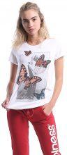 T-shirt Donna Splendida - Donna e Farfalle